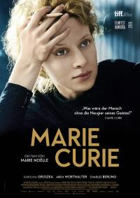 Marie Curie Filmposter