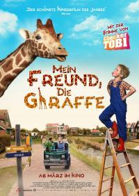 Mein Freund, die Giraffe Filmposter