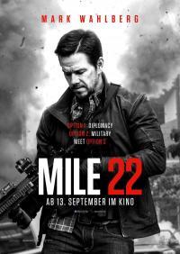 Mile 22 Filmposter