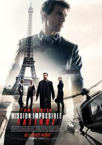 Mission: Impossible - Fallout (OV) Filmposter