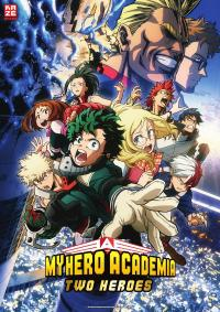 My Hero Academia: Two Heroes Filmposter