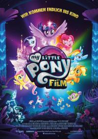 My Little Pony - Der Film Filmposter