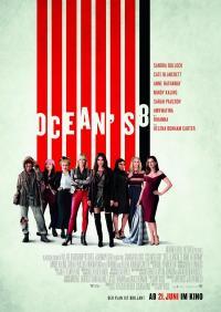 Ocean's 8 Filmposter