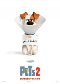 Pets 2 Filmposter