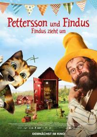Pettersson und Findus - Findus zieht um Filmposter