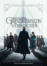 Phantastische Tierwesen: Grindelwalds Verbrechen Filmposter