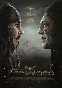 Pirates of the Caribbean: Salazars Rache 3D (OV) Filmposter