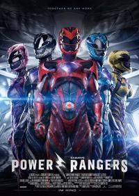 Power Rangers Filmposter
