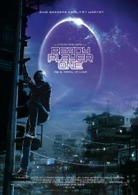 Ready Player One 3D Filmposter