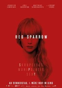 Red Sparrow Filmposter