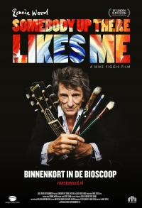Ronnie Wood: Somebody Up There Likes Me (OV) Filmposter