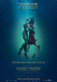 Shape of Water - Das Flüstern des Wassers (OV) Filmposter
