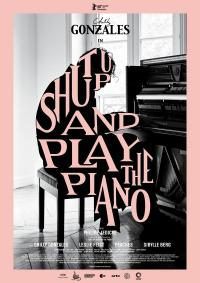 Shut Up and Play the Piano (OV) Filmposter