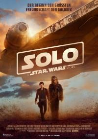Solo: A Star Wars Story 3D (OV) Filmposter