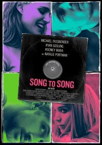 Song to Song (OV) Filmposter
