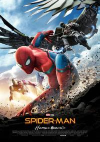 Spider-Man: Homecoming 3D Filmposter