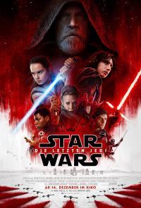 Star Wars: Die letzten Jedi 3D Filmposter