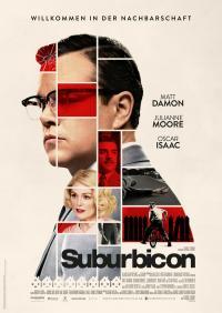 Suburbicon (OV) Filmposter