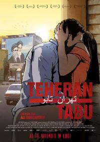 Teheran Tabu Filmposter