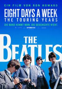 The Beatles: Eight Days a Week - The Touring Years (OV) Filmposter