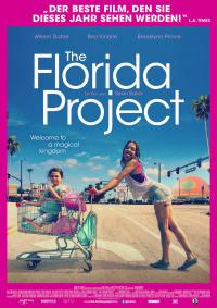 The Florida Project (OV) Filmposter