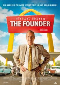 The Founder (OV) Filmposter