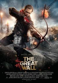 The Great Wall 3D Filmposter