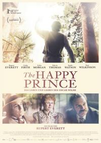 The Happy Prince Filmposter