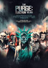 The Purge - Election Year Filmposter