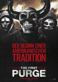 The Purge 4: The First Purge Filmposter