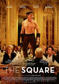 The Square (OV) Filmposter