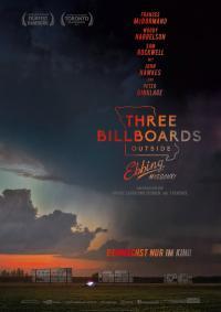 Three Billboards outside Ebbing, Missouri (OV) Filmposter