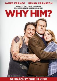 Why Him? Filmposter